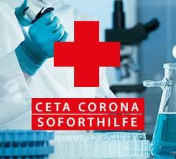 CETA Corona Soforthilfe für Hersteller von Medizinprodukten