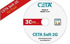 CETA Soft 2G für die CETATEST x15 und x25 Serie