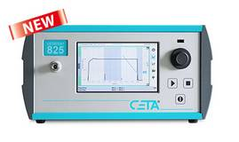 New: Leak tester CETATEST 825