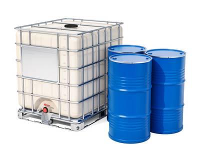 IBC Container - Bulk Container - Fässer