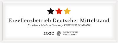 """CETA Testsysteme GmbH erhält Siegel """"Exzellenzbetrieb Deutscher Mittelstand"""""""