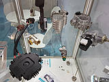 Test parts, tested with CETA test devices