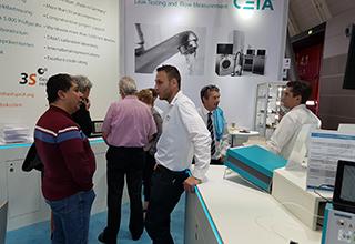CETA Testsysteme GmbH auf der Control 2018