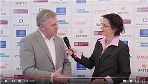 Interview Dr. Lapsien, CETA Testsysteme GmbH auf der Messe Control 2018